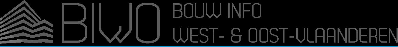 Logo Bouw Info West- Oost-Vlaanderen